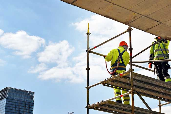 Workers Scaffolding Injuries By PBKG Lawyers